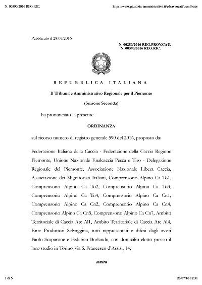 Federazione Siciliana Della Caccia Calendario Venatorio.Federcaccia Piemonte La Federazione Italiana Della Caccia